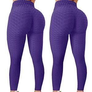CXDS Pantalon de yoga avec poches, legging de course à pied avec poches pour femme