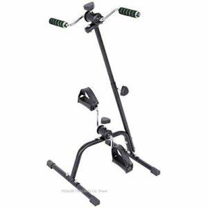 Durable Sport Jambes réglables Bras Exercice physique Thérapie physique vélo intérieur Fitness vélo Machine, Jambes bras Appareil de musculation Fitness vélo, équipement de remise en forme faire des e