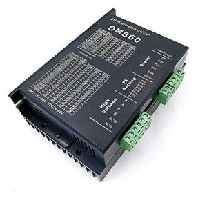 étape 2 DMA860H conducteur conducteur de phase DSP micropas pour NEMA 34 NEMA 42 AC24-80V DC24-80V Automation Components contrôle