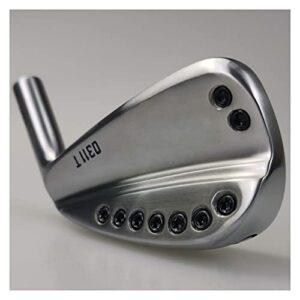HGJINFANF L'artisanat de première Classe Vous Rend Plus à l' Clubs de Golf Gen2 Silver Irons Ensemble 3-9W 8pcs Arbre en Acier ou Arbre de Graphite avec Couvercle de Tige (Color : KBS TGI 95)