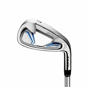 JIAGU Cale de golf en acier inoxydable pour droitiers – Couleur : argent – Taille : unique