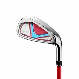 JIAGU Sand Wedge & Lob Wedge Croîchements de Golf harmonisés pour Hommes Unisexex Droite Main Droite Coups de Flop faciles (Color : Silver, Size : One Size)