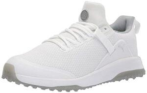 PUMA Fusion Evo, Chaussure de Golf Homme, White Quarry, 51 EU
