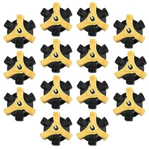 Remplacement Facile Spikes Crampons Chaussures De Golf Chaussures Crampons Spikes Golf Easy Install Golf Chaussures 14pcs