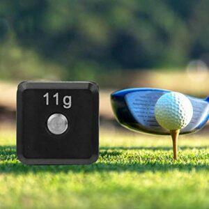Shipenophy Vis de poids de golf en alliage léger et mobile pour joueurs de golf M5 – Accessoires de golf pour terrain de golf (11 g)