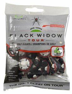 Soft Spikes Black Widow Fast Twist – Crampons Golf