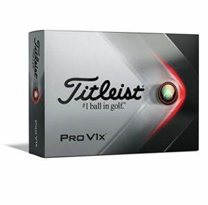 Titleist Pro V1X Ballon de Golf pour Homme Blanc