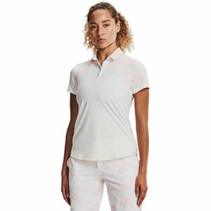 Under Armour Polo Femme à Manches Courtes iso-Chill