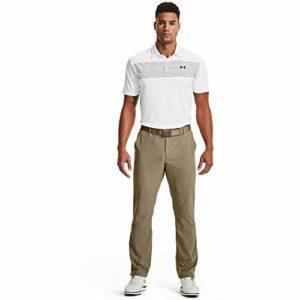Under Armour Showdown Pantalon de Golf pour Homme, Homme, Pantalon, 1309545, orge (233) / orge, 44W / 34L