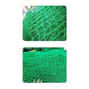 YOLDS Pratique de Golf Net-Football Net, Fort et Durable sans nœuds, Filet de Golf et de Football Pliable intérieur.