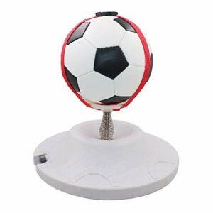 Durable Sport Nouveau Football vitesse formateur balle équipement d'entraînement intérieur football balle entraîneur coup de pratique Assistance de sport, équipement de remise en forme faire des exerc