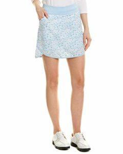 adidas Jupe-Short de Golf pour Femme XL Aqua/Vision Blue