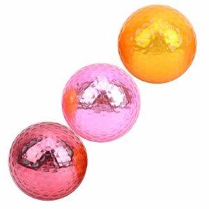 Balle de 4,3 cm, belle balle d'entraînement durable plaquée pour tous