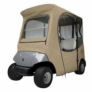Classic Accessories de Parcours de Golf Cart Fadesafe boîtier pour Yamaha, Mixte, Kaki