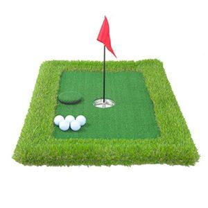 CZSMART Golf flottant vert pour piscine, golf, jardin, jeu de golf en plein air, jeu de golf flottant, jeu vert d'été, piscine, jardin