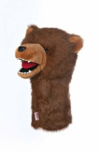 Daphne's Couvre-Fer Fantaisie – Ours Grizzly