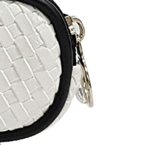 Kinnart Sac de rangement pour balles de golf portable anti-poussière Blanc