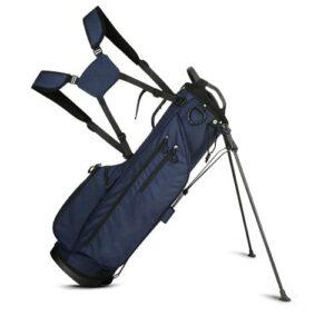 kunkamei Sac de Golf Sac, Transport Golf Sac Golf Panier Sac à Roues de Golf Club de Golf Club de Golf détachable Stand Sac Golf Sac Golf Club Sacs de Voyage