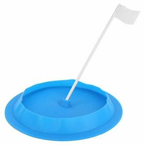 Labuduo Coupe d'entraînement de Golf, Tasse de Golf Durable respectueuse de l'environnement, Trou de Putter d'entraînement, pour la Maison de Bureau d'enfants d'intérieur