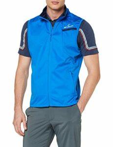 Stuburt Sport-Tech Stretch Veste De Tailleur Homme, Bleu impérial, M