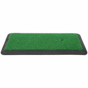 Tapis de extérieur d'arrière-Cour, Tapis de Pratique de Tapis de Pratique de pour pelouse Artificielle 47×20 cm Tapis de Pratique pour Les Amateurs de