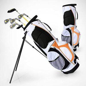 TMPP Sac de Golf Club pour Enfants Enfants – 3 Groupes D'âge Garçons et Filles – Main Droite et Main Gauche !
