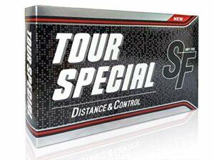 Tour Special – 15 Balles de Golf – Balles de Golf Mixte – Accessoires de Golf