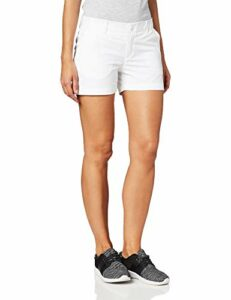 Under Armour Links Short Femme Blanc FR : S (Taille Fabricant : 12)