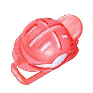 YOURPAI Marqueur de balle de golf, marqueur de ligne de balle de golf, outil de dessin, marquage, alignement, marquage, outil extérieur, rouge