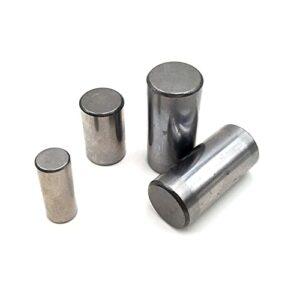 2. 5MM G CR15 Roulement en acier Épingles à rouleaux d'acier Dowel Essieu d'entraînement d'arbre de transmission 4 5 6 8 10 15 20 25 30 35 mm (Diameter : 2.5mm, Length : 17mm 30PC)