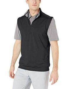 adidas Classic Club 1/4 Vest Fermeture éclair Homme, Noir, XL