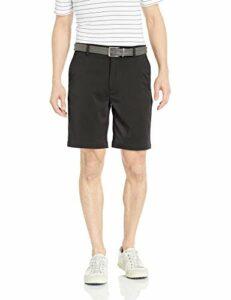 Amazon Essentials Classic-Fit Stretch Golf Short, Noir, 34