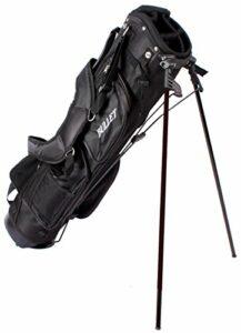 Bullet Sac de golf doté de 6compartiments Noir