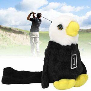 Club De Golf Couvre-Clubs,Couvre-tête de Clubs de bâton de Golf, Couvre-tête de Clubs de prévention des Rayures, Couvre-Clubs Portables, têtes de Clubs de golfeurs pour Clubs