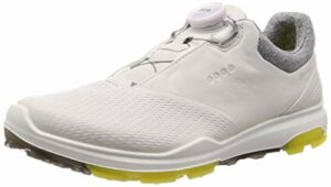 ECCO W Biom Golf Hybrid 3 Boa 2020, Chaussure Femme, White, 41 EU