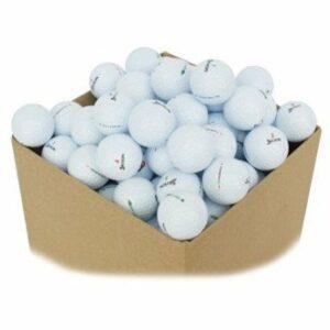 Longridge Lot de 100 balles de golf grade B