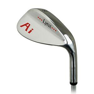 Lynx Golf Junior Ai Wedge 60° Rouge 122-129,5 cm