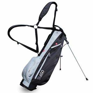 Masters Golf – SL650 Standbag Black/Grey