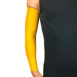 MEILUAIMU Brassard Coude Support Basketball Bras Manches Respirant Football Sécurité Sport Coude Pad Brace Protecteur