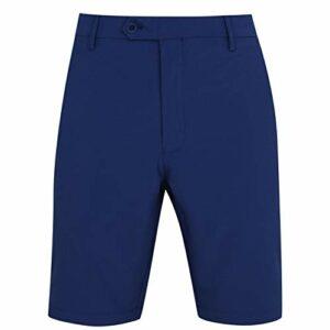 Oscar Jacobson Hommes Golf Short Bleu Bleu Marine 38
