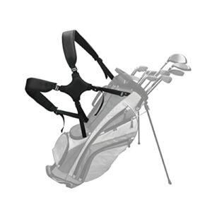 Sangles d'épaule Sac de golf Sangles de sac à dos Sangle de sac de golf Sangles de sac à dos rembourrées de remplacement réglables universelles Accessoires pour sacs de sport en plein air Sac