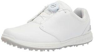 Skechers Go Elite 3 Twist Chaussures de golf pour femme, blanc (blanc), 37.5 EU