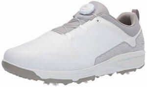 Skechers Men's Torque Twist Waterproof Golf Shoe