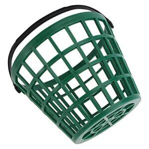 VOSAREA Panier à balles de golf – Avec poignées – Pour le basket-ball – Pour la maison et l'extérieur